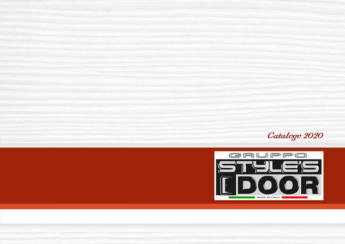 Porte interne in laminato - Style\'s Door - Partinico (Palermo)